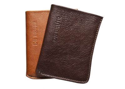 DE BRUIR Leather Passport Cover Gallery 7