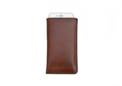DE BRUIR Leather Phone Cover 1