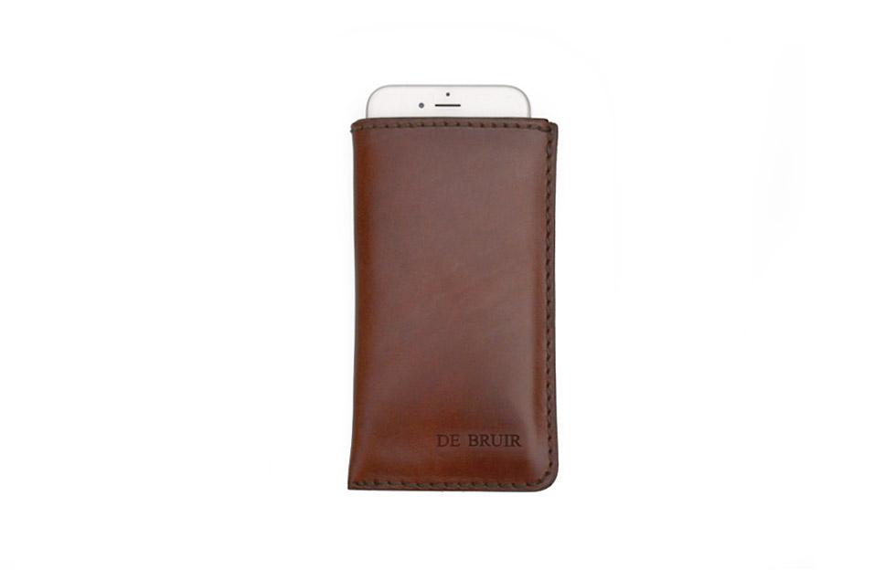 de7415beb41f9 Leather Phone Cover | De Bruir Design & Craftsmanship