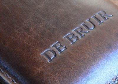 DE BRUIR Leather Phone Cover 10