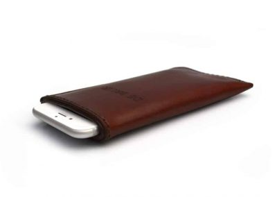 DE BRUIR Leather Phone Cover 3
