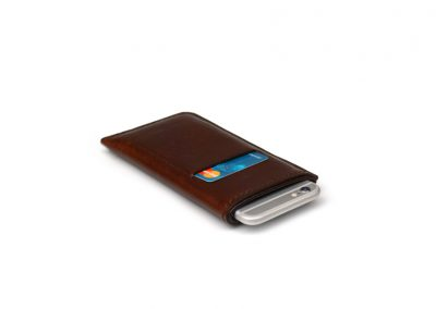 DE BRUIR Leather Phone Cover 5