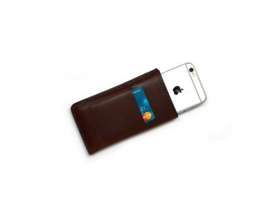 DE BRUIR Leather Phone Cover 6