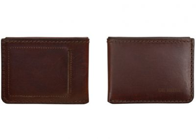 DE BRUIR Leather Wallet Gallery 1