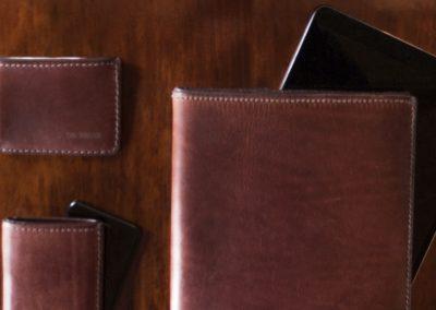 DE BRUIR Leather Wallet Gallery 10