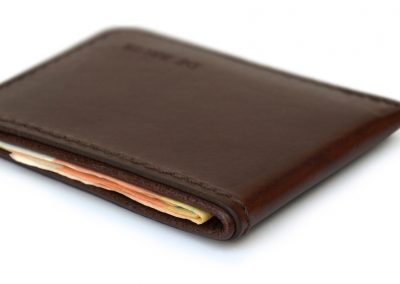DE BRUIR Leather Wallet Gallery 6