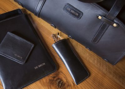 DE BRUIR Leather Wallet Gallery 8