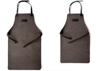 DE BRUIR Leather Workshop Apron Gallery 1