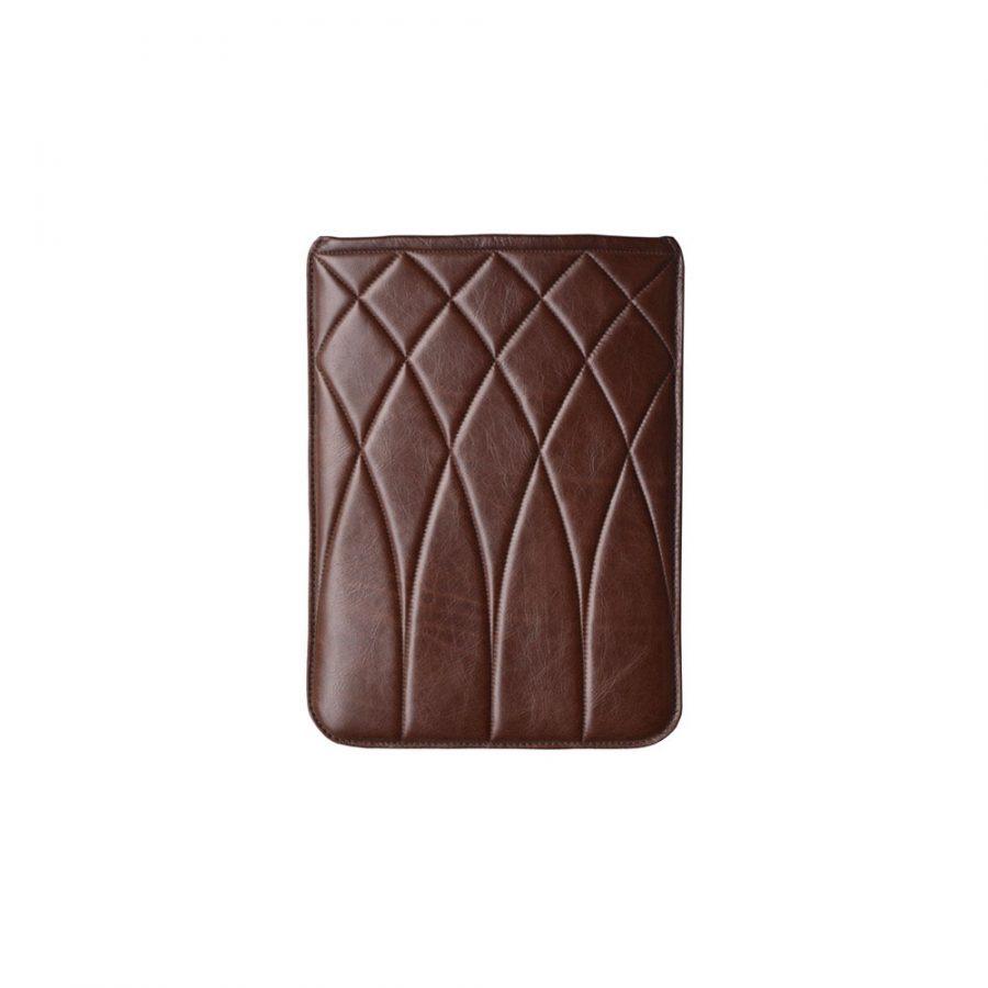 DE-BRUIR---Leather Mac Sleeve---Main