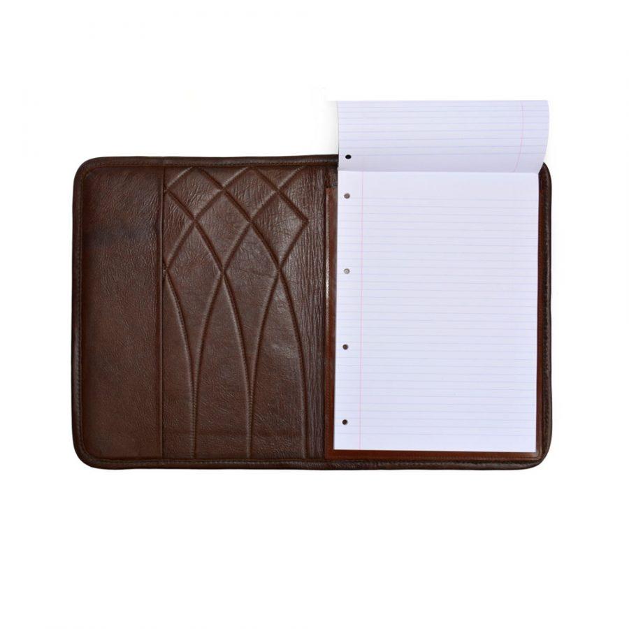 DE-BRUIR---Leather Note Book Cover---Main