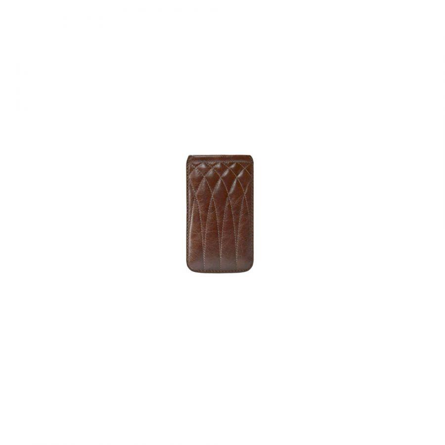 DE-BRUIR- Leather Phone Case -Main