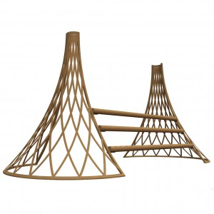 Show Jump Design | Installations | De Bruir Design & Craftsmanship