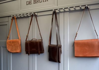 Debruir-Showroom-Bags-Hanging