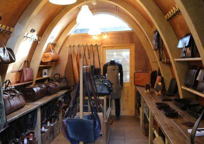 Garvan-deBruir-Leather-Showroom-wide