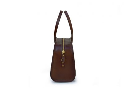 Leather Handbag 3