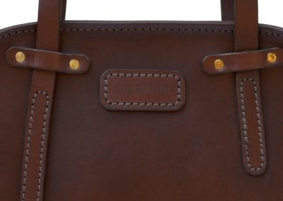 Leather Handbag 4
