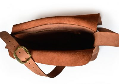 Leather Saddle Bag 4