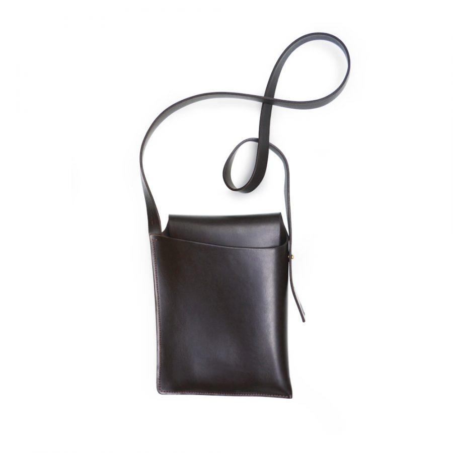 Leather Satchel For Men Main