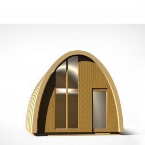 Garden Office | Installations | De Bruir Design & Craftsmanship