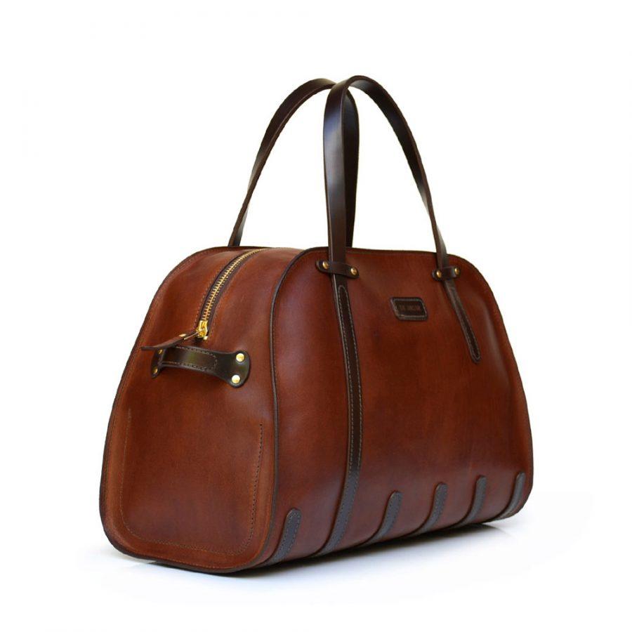 DE-BRUIR-Leather-Bags--Aviator-Cabin-Bag 2