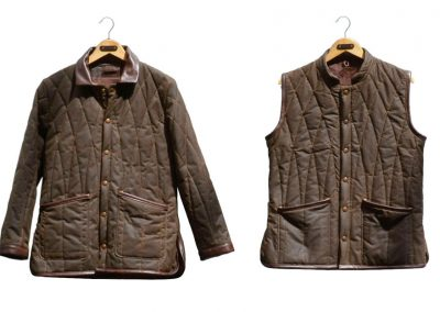 Handmade Waxed Coats---DE-BRUIR