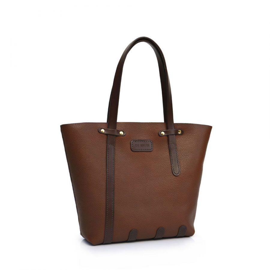 DE-BRUIR-Leather-Bags--Bucket-Tote-Bag