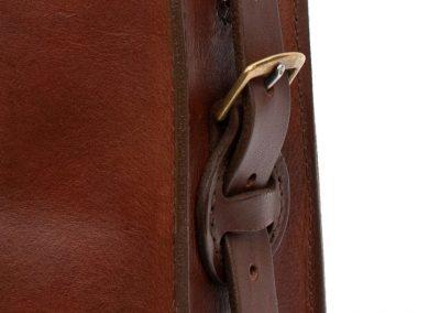 Leather Shoulder Strap detail