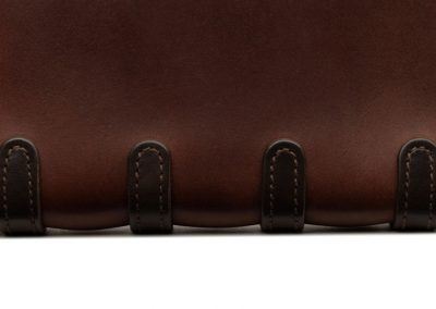 Bridle Leather Detail