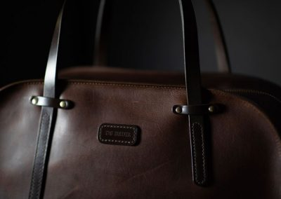 Handmade Leather Holdall