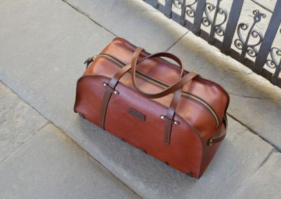 DE BRUIR Leather Holdall-Bag-6