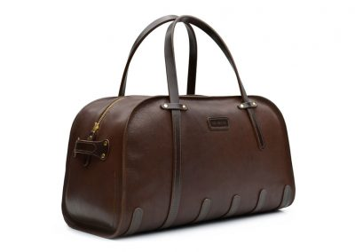 Irish Made Leather Carry-on Bag