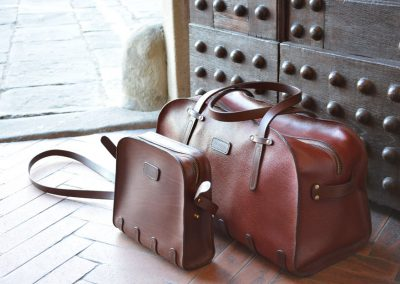 DE BRUIR Leather Holdall-&-Shoulder-Bag-10