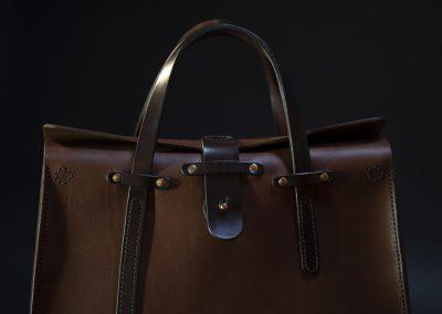 Leather Briefcase Doctors Bag
