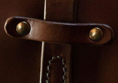 Leather Unisex Bag