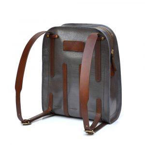Leather Backpack handmade in Ireland