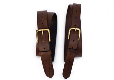 Leather belts Ireland