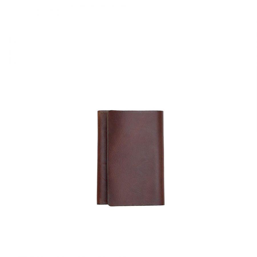 Leather Passport Wrap