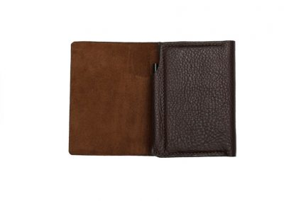 Leather Notebook Wrap