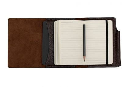 Notebook Wrap by DE BRUIR
